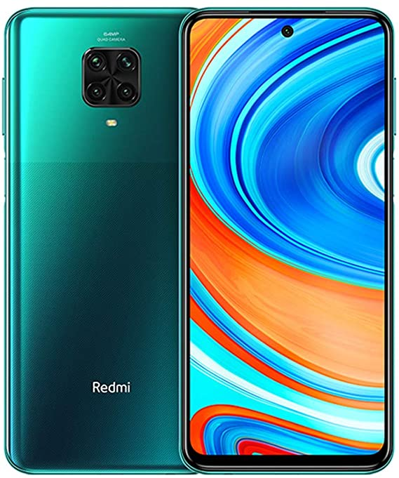 "Amazon.com: Xiaomi Redmi Note 9 Pro 64GB + 6GB RAM, 6.67"" FHD+"