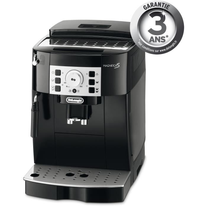 DELONGHI ECAM22.140.B MAGNIFICA Automatic Espresso Machine with